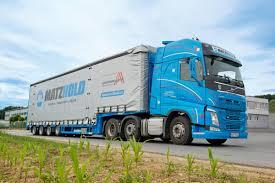 Matzhold Forwarder - FTL/LTL Transports