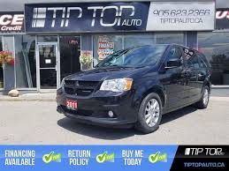 Used 2011 Dodge Grand Caravan R/T ** DVD Player, Nav, Leather ...