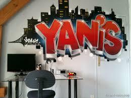 decoration chambre raiponce superior idee deco chambre enfants 3 graffiti yanis 224 york