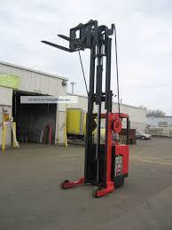 Raymond Forklift Reach Truck 4000lb 175