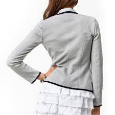 fashion plus size grey blazer suits high street fashion women u0027s