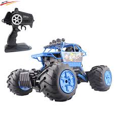 RC Car Amphibious Rock Crawler Car 4WD 2.4G Dual Motor Waterproof ... Amazoncom Click N Play Remote Control Car 4wd Off Road Rock Bestchoiceproducts Best Choice Products Toy 24ghz Red Gptoys S919 24ghz 118 Brushed Electric Rtr Offroad Truck 112 Scale Hb P1802 Rc Crawler Race Wpl C24k 116 Pickup Kit Version W Motor 114 High Speed Racing Szjjx P1803 Cars Offroad Vehicle Extreme Pictures Off Mudding 4x4 Axial Toyota 24ghz Radio Atv Buggy