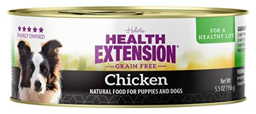 Health Extension Grain Free 95% Chicken 5.5-Ounces