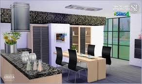 Liscia Kitchen At SIMcredible Designs 4