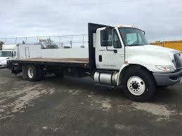 100 Used Trucks Fresno Ca 2015 International 4300 Single Axle Flatbed Truck DT466 215HP