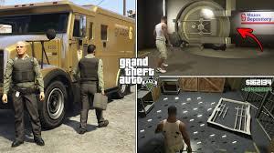 100 Gta 4 Monster Truck Cheat How To Get Inside The Golden Bank Vault And Get Unlimited Money In GTA 5 Secret Money