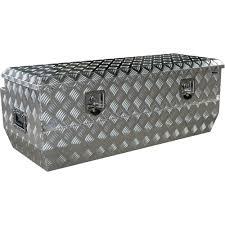 ALUMINIUM CHEST UTE/TRUCK BOX 1240MM - Auto Trail Ltd