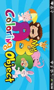 My ABC Coloring Book Fun Game