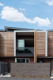 100 Townhouse Facades SJB Projects Wilton S Garage Doors