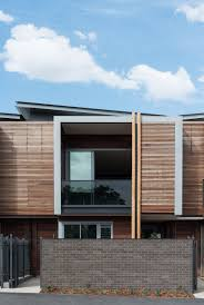 100 Townhouse Facades SJB Projects Wilton S