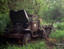 100 Ww2 Trucks Abandoned WW2 M135 Army Cargo Truck In The Woods Of MA OC