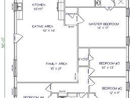 download 40 50 metal building floor plans adhome