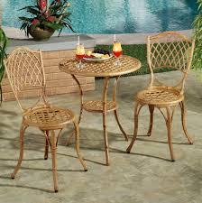 Macys Outdoor Dining Sets by Patio All Weather Wicker Macys Patio Furniture Wicker Resin