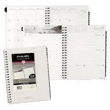 AT A GLANCE Executive Fashion Weekly Monthly Planner Refill 8 1 4