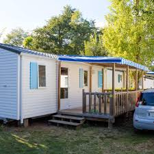 Mobile home rental in the center of the Loire Valley