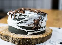 spinnennetz kuchen schokoladig schaurig lecker das spezial