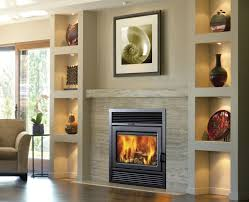 Supreme Fireplaces Inc Galaxy Zero Clearance Semi Classic Wood
