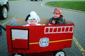 Wagon Fire Truck Halloween | Hallowen.org