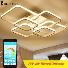 hause moderne led deckenleuchte für foyer wohnzimmer schlafzimmer lichter platz kronleuchter decke le weiß schwarz leuchten