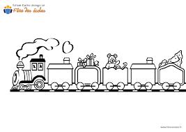 Coloriage Train Ecosia