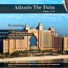 100 Water Hotel Dubai Atlantis The Palm Places To Visit In