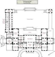 Highclere Castle Ground Floor Plan by Whitemarsh Hall Mansion Floor Plans Rpg Encounter Maps