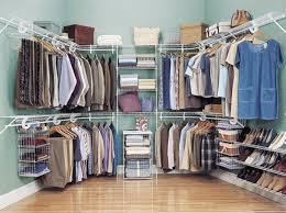creative closet organization ideas closetmaid wire shelves
