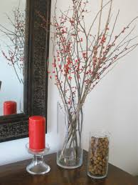 Winterberry Christmas Tree by Crafting My Happy Life Christmas Decorating Open House