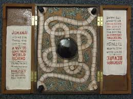 Jumanji Board Interior By FortuneandGlory