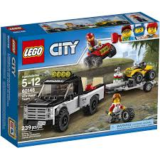 LEGO City Great Vehicles ATV Race Team (60148) - Toys