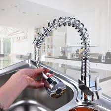 Slop Sink Faucet Leaking by Utility Sink Faucet With Sprayer Spring Faucet
