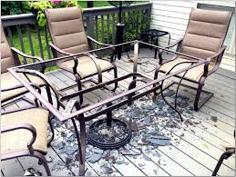 Martha Stewart Patio Table Replacement Glass by Furniture Replacement Glass Table Top For Patio Furniture On A