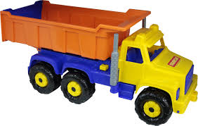 100 Big Toy Dump Truck Large Toy New Supergigant