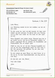 Arbeitsblatt Brief Schreiben Grundschule 42 Neu Aktien Man Muss
