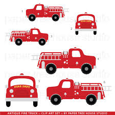 100 Fire Truck Clipart 48681116 Theme Image Vector Illustration Truck