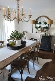 Dining Room Table Decorating Ideas by 83 Best Dining Room Decorating Ideas Country Dining Room Decor