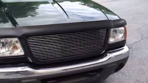 Ford Ranger Billet Grille - YouTube Custom Ford Grill 1996 Ford F250 Youtube Truck Accsories Defenderworx Home Page New Grille Options For The Chevrolet Silverado 1500 2016 2017 Toyota Tacoma Mesh Bezels By Customcargrills 2006 Chevy Grilles Old Photos Explorer Is Beaming Confidence With Trex Replacement 072013 Billet Grills Your Car Truck Jeep Or Suv 2013 Dodge Ram Coffman Auto Glass Trim Photo Gallery Inserts Grills And