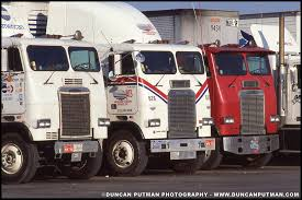 100 Anderson Trucking Services DuncanPutmancom Photo Of The Week Freightliner Cabovers In 1990