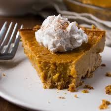 Crustless Pumpkin Pie Slow Cooker by Tasty Pumpkin Dessert Recipes You Need To Make This Season
