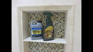 part 7 how to seal shower tile and grout marble travertine