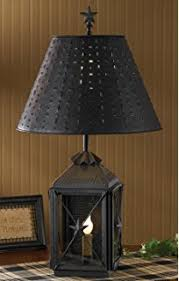 Punched Tin Lamp Shades Uk by Black Willow Tree Punched Tin 12
