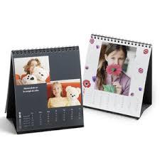 calendrier de bureau personnalisé calendrier personnalisé