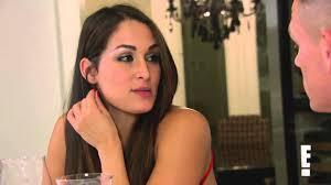 Wwe Divas Cake Decorations by Total Divas Season 1 Episode 14 Clip Nikki Tells John That She