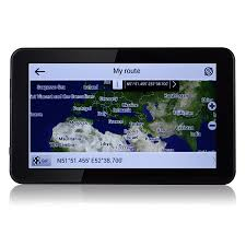 100 Gps With Truck Routes Otstrive 7 Inch GPS Navigation Android Car Vehicle GPS