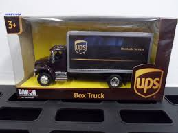 Daron UPS Box Truck Die Cast 1/50 GWUPS001 – Toys And Games News