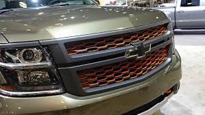 99 Luke Bryan Truck 2018 Chevrolet Suburban Concept SEMA 2017 Photo Gallery