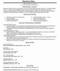 EMT Resume Sample Examples CraftResumes