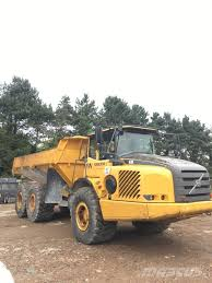 100 Dump Trucks Videos Volvo A30e Articulated Truck ADT Year Of Manufacture