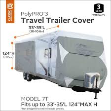 Travel Rhamazoncom Polypro Trailer Rv Cover Or Rhwalmartcom Classic Toy Hauler Storage Accessories Deluxe