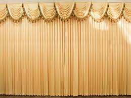 kate gold vorhang haus dekoration bühne für schlafzimmer foto hintergrund